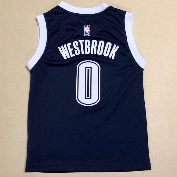 best website baaa6 e8e2d OKC Thunder - Russell Westbrook Youth Jersey 🏀